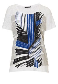 Betty Barclay Graphic print top