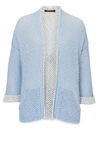 Betty Barclay Open knit  edge to edge cardigan