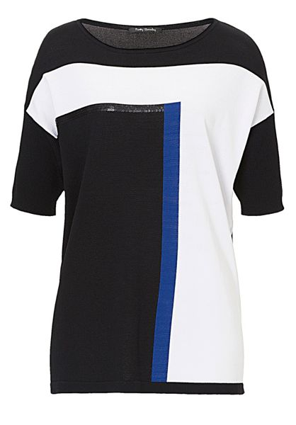 Betty Barclay Abstract print top