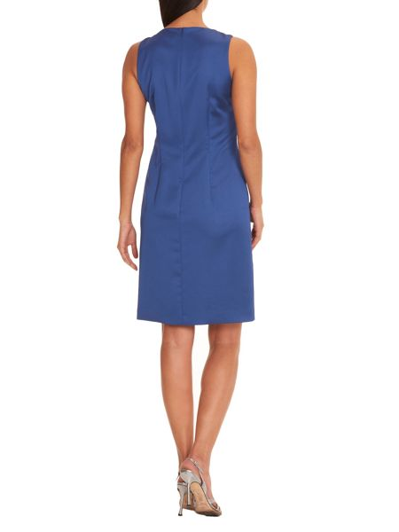 Vera Mont Satin shift dress