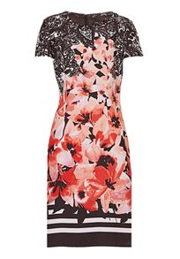 Betty Barclay Floral printed dress