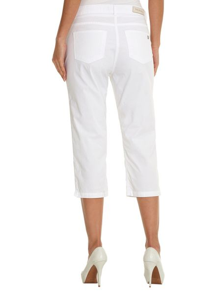 Betty Barclay Cropped five-pocket jeans