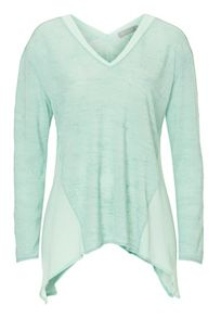 Betty & Co. Fine knit V-neck jumper