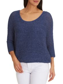 Betty & Co. Ribbon knit jumper