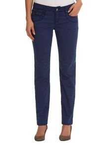 Betty & Co. Five-pocket mid-rise jeans