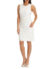 Betty Barclay Sleeveless lace dress