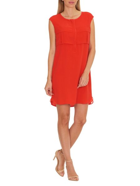 Vera Mont Sleeveless silk dress