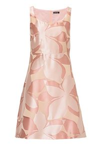 Vera Mont A-line sleeveless dress
