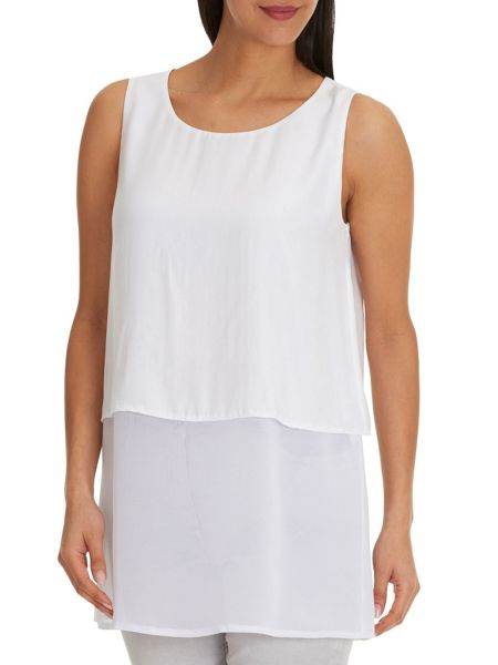 Betty Barclay Long layered top
