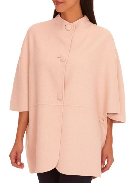 Betty Barclay Unlined wool cape