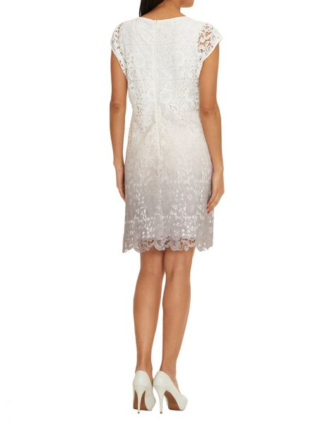 Betty Barclay Lace shift dress