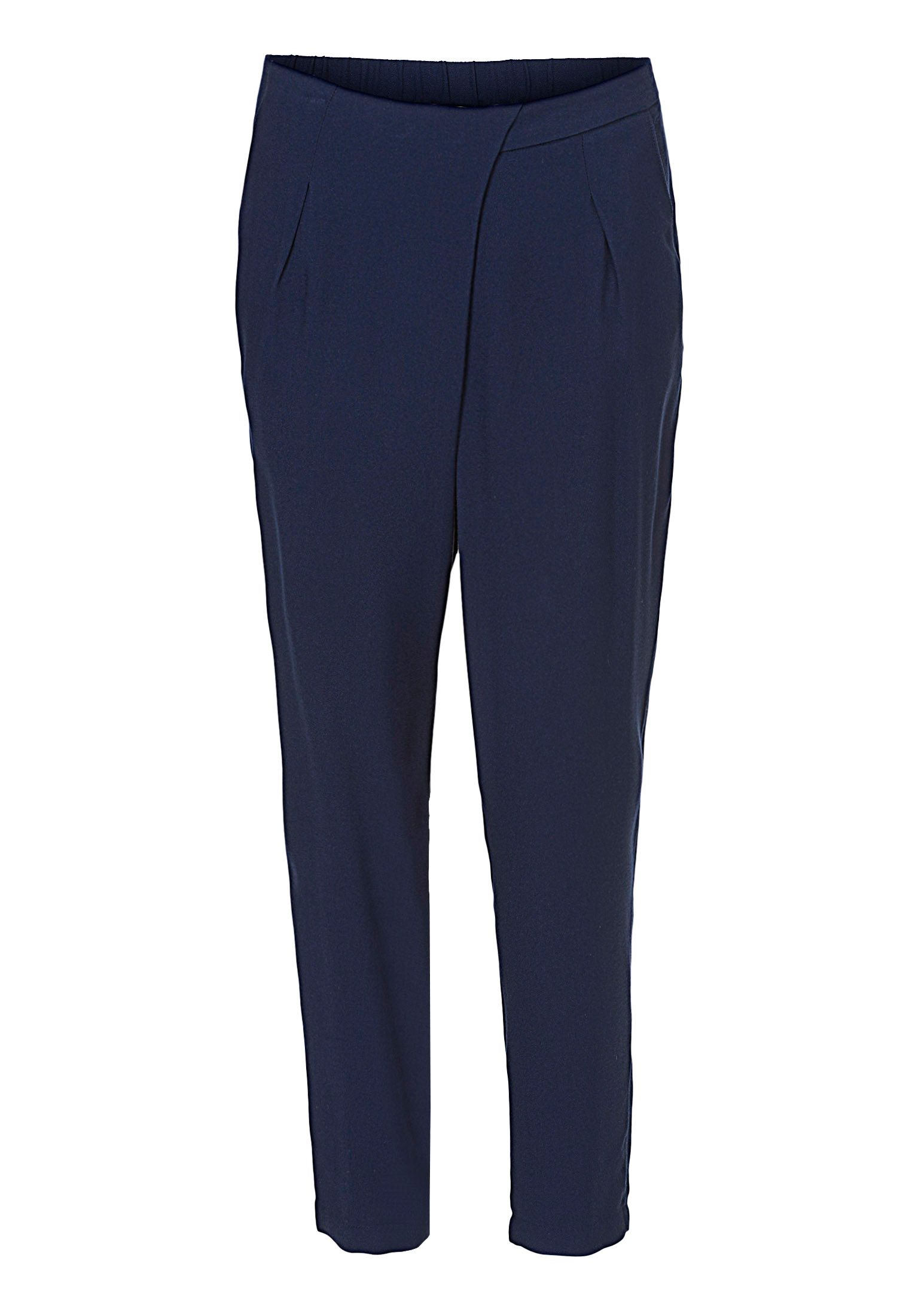 Betty & Co. Loose-fit trousers, Blue