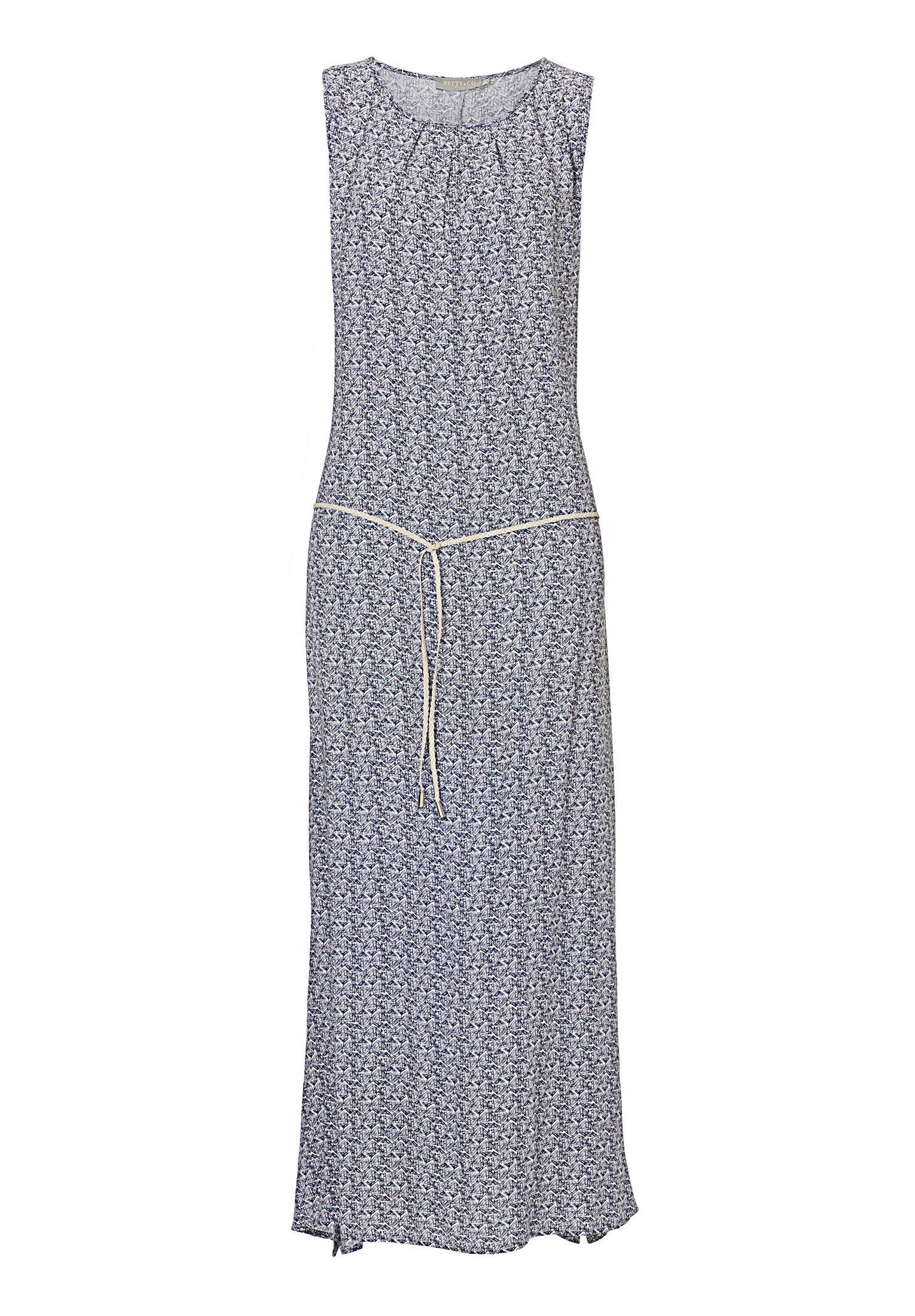 Betty & Co. Printed maxi dress, Blue