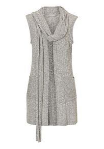 Betty & Co. Textured fine knit cardigan