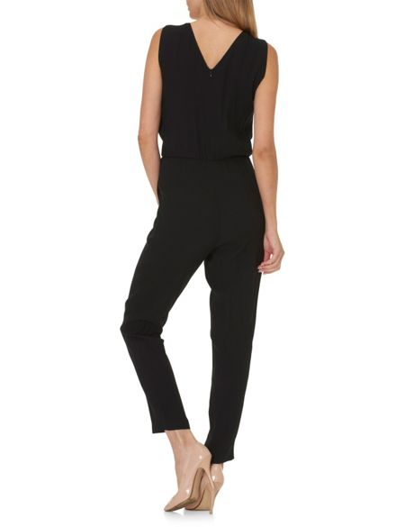 Betty & Co. Crêpe jumpsuit