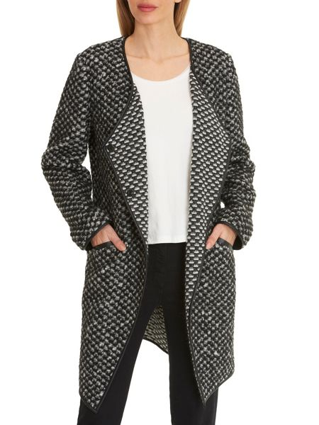 Betty Barclay Textured knit coat
