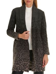 Betty Barclay Unlined animal print jacket
