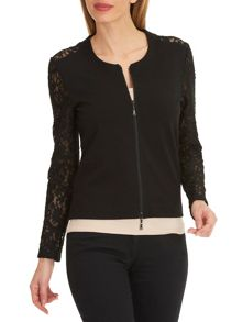 Betty Barclay Jacket with lace sleeves