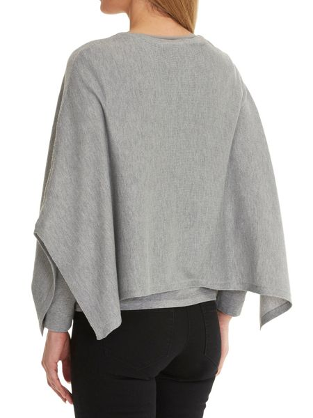 Betty Barclay Fine knit poncho