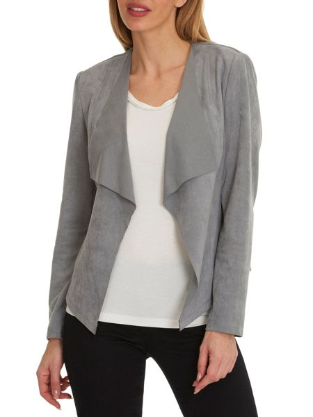 Betty Barclay Faux suede jacket