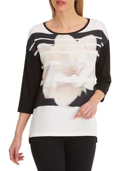 Betty Barclay Embellished top