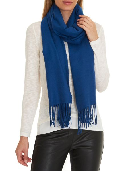 Betty Barclay Long woven scarf