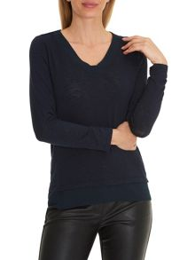 Betty Barclay V-neck top