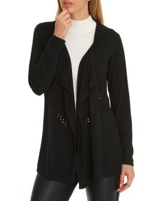 Betty Barclay Fine knit waterfall cardigan
