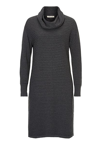 Betty Barclay Ribbed knitted dress