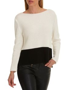 Betty Barclay Two-tone jumper