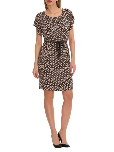 Vera Mont Graphic print dress