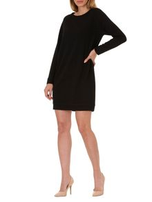 Betty & Co. Textured jersey dress