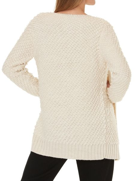 Betty & Co. Chunky knit cardigan