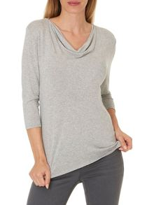 Betty & Co. Fine knit tunic top