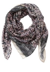 Betty Barclay Square graphic print scarf