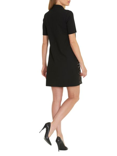 Vera Mont Embellished jersey dress