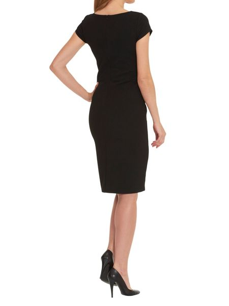 Vera Mont Textured shift dress