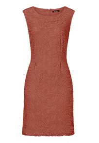 Vera Mont Embroidered shift dress