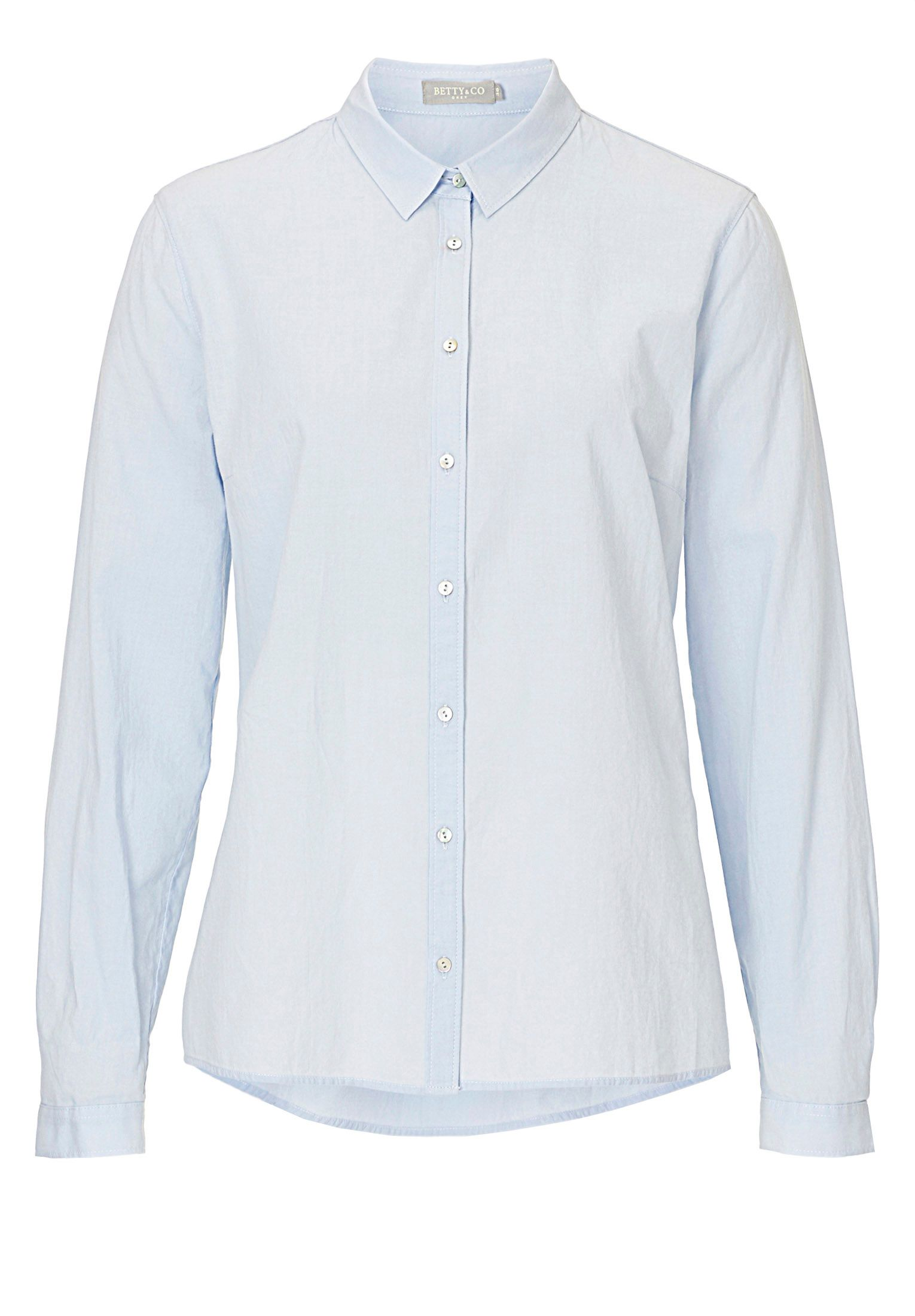 Betty & Co. Cotton shirt, Blue