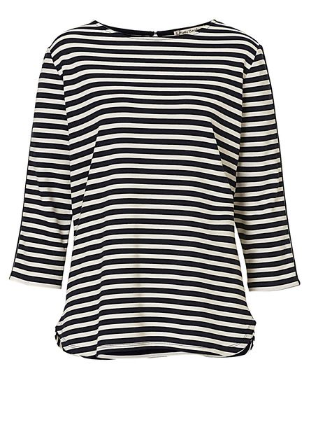 Betty Barclay Striped top, Blue