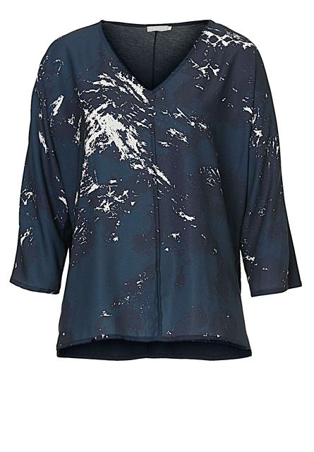 Betty Barclay Graphic print top, Blue