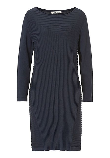 Betty Barclay Knitted dress, Blue
