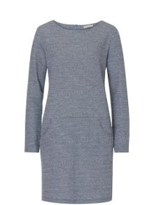 Betty Barclay Woven long sleeved dress
