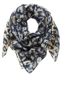 Betty Barclay Printed chiffon scarf