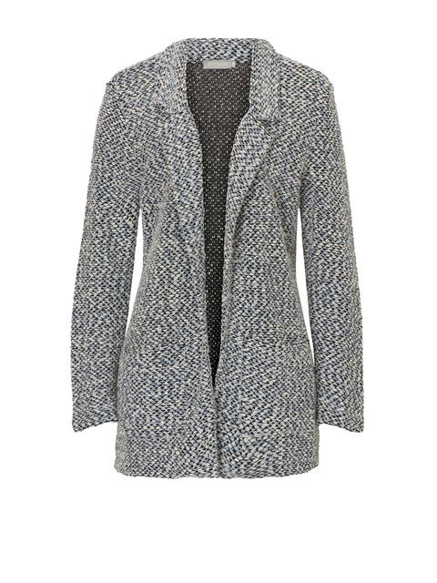 Betty Barclay Chunky knit long cardigan Blue