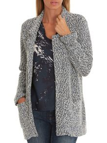 Betty Barclay Chunky knit long cardigan