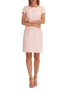 Betty Barclay Textured shift dress