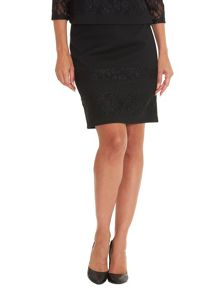 Betty Barclay Textured lace skirt