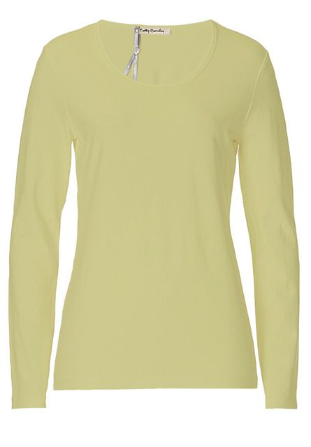 Betty Barclay Basic T-shirt, Yellow