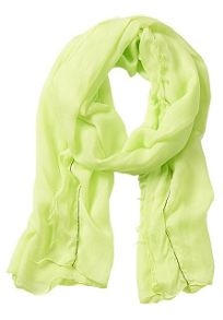 Betty Barclay Long neon scarf